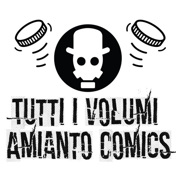 Image of Sceicco Pack [TUTTI I VOLUMI AMIANTO COMICS]