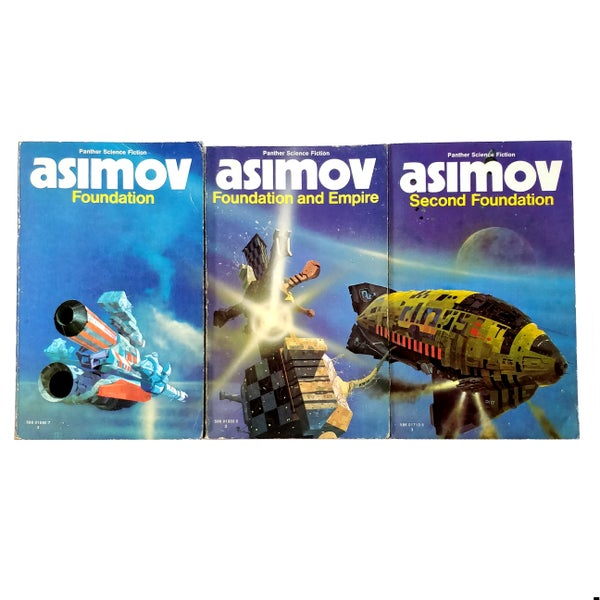 Image of Asimov's Foundation Series