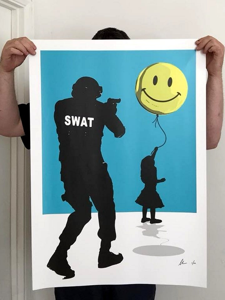 Image of Smiley Shooter