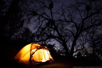 Image of Fall Campout