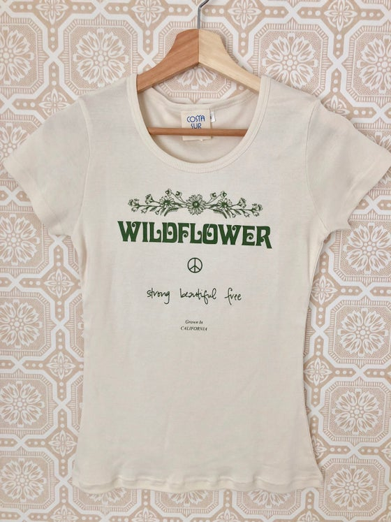 Image of COSTA SUR- Wildflower Women's Tee