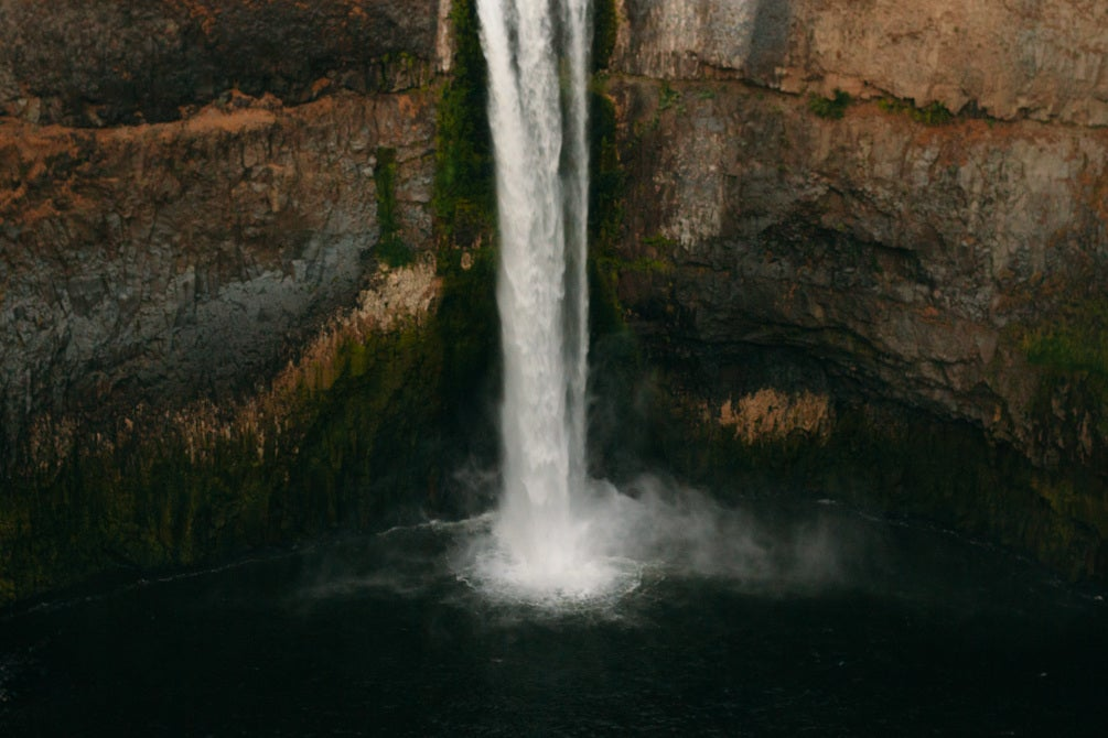 Image of PALOUSE FALLS I