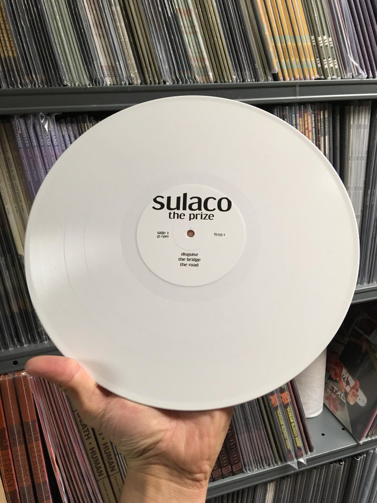 Image of Sulaco - The Prize LP