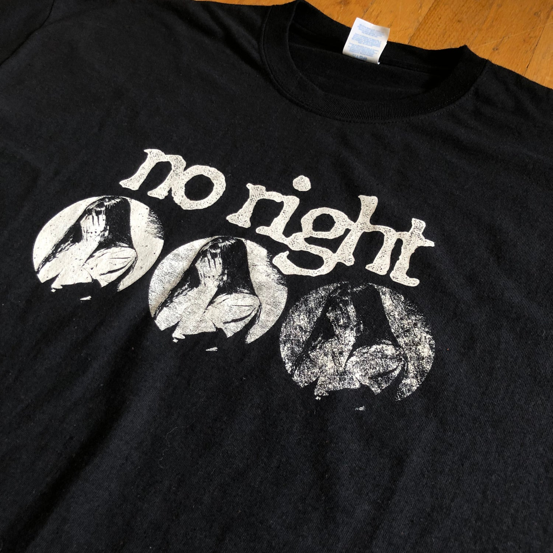"Image of ""Weeping"" Shirt (Black)"