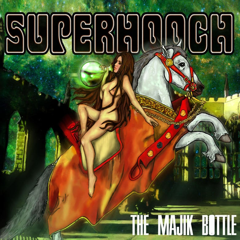 Image of Superhooch: The Majik Bottle (2016)