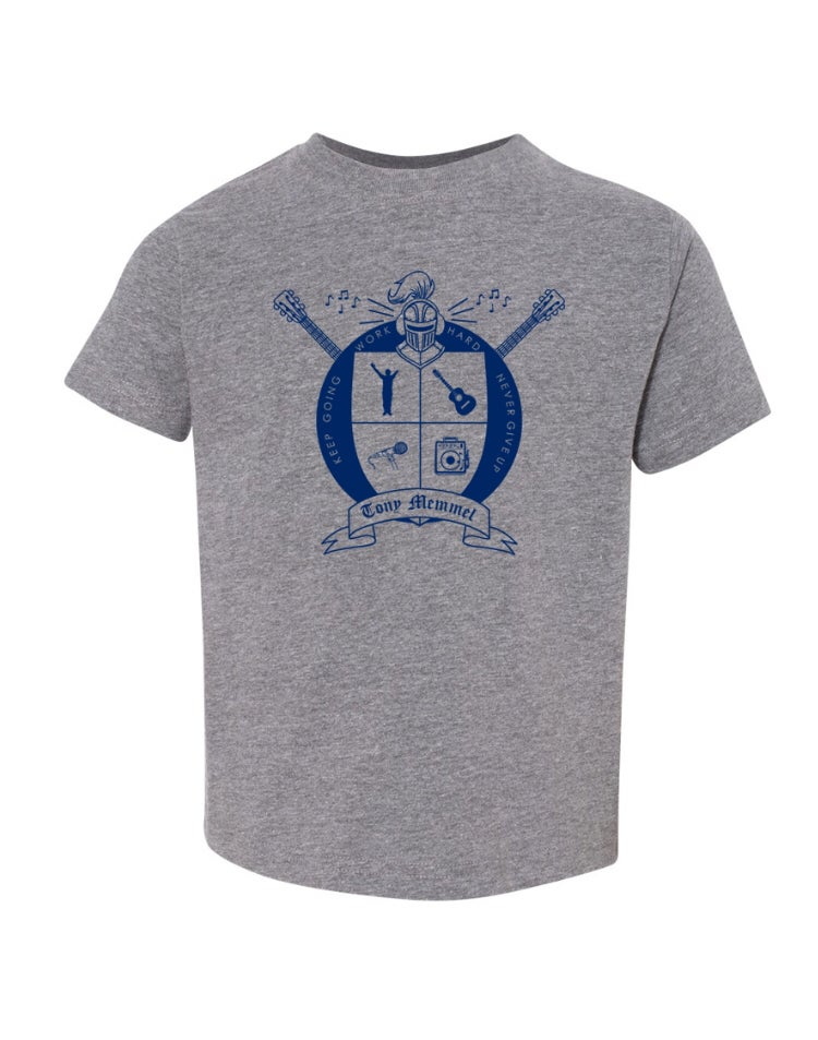Image of YOUTH SIZE Coat of Arms t-shirt