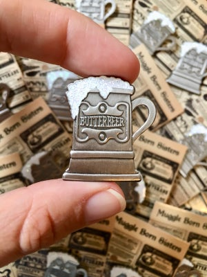 Image of Pint of Magic Pin