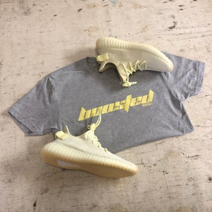 "Image of BOOSTED ""CALABASAS"" BUTTER--- T-SHIRT, HOODY OR DAD HAT"