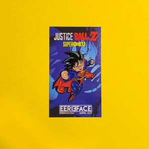 Image of Justice Ball Z Pin Bundle Pack