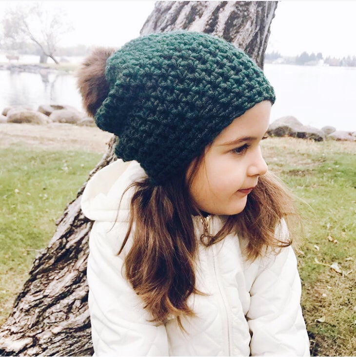 Image of Toddler/Child Slouchy Hat