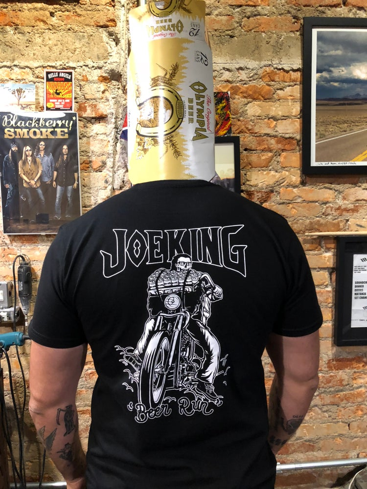 Image of JK Beer Run Tee