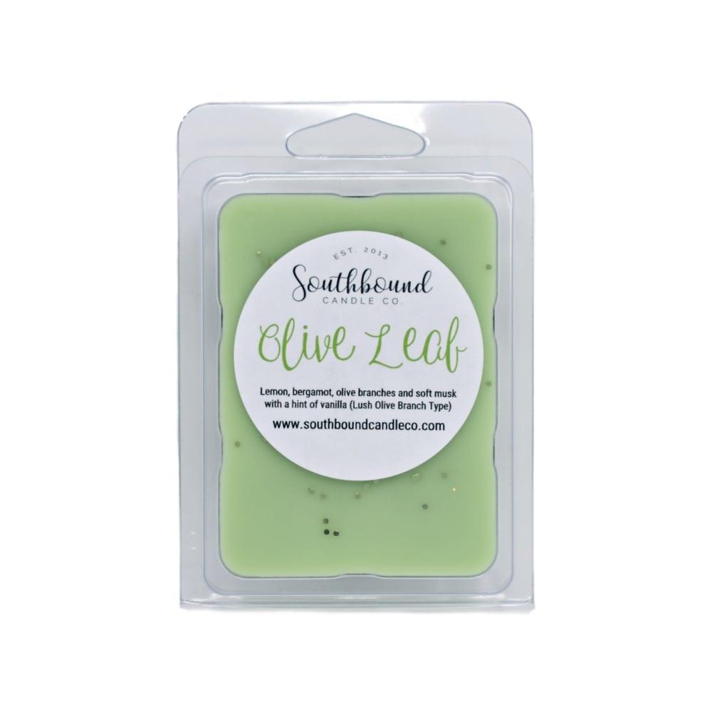 Image of Olive Leaf Wax  Melts