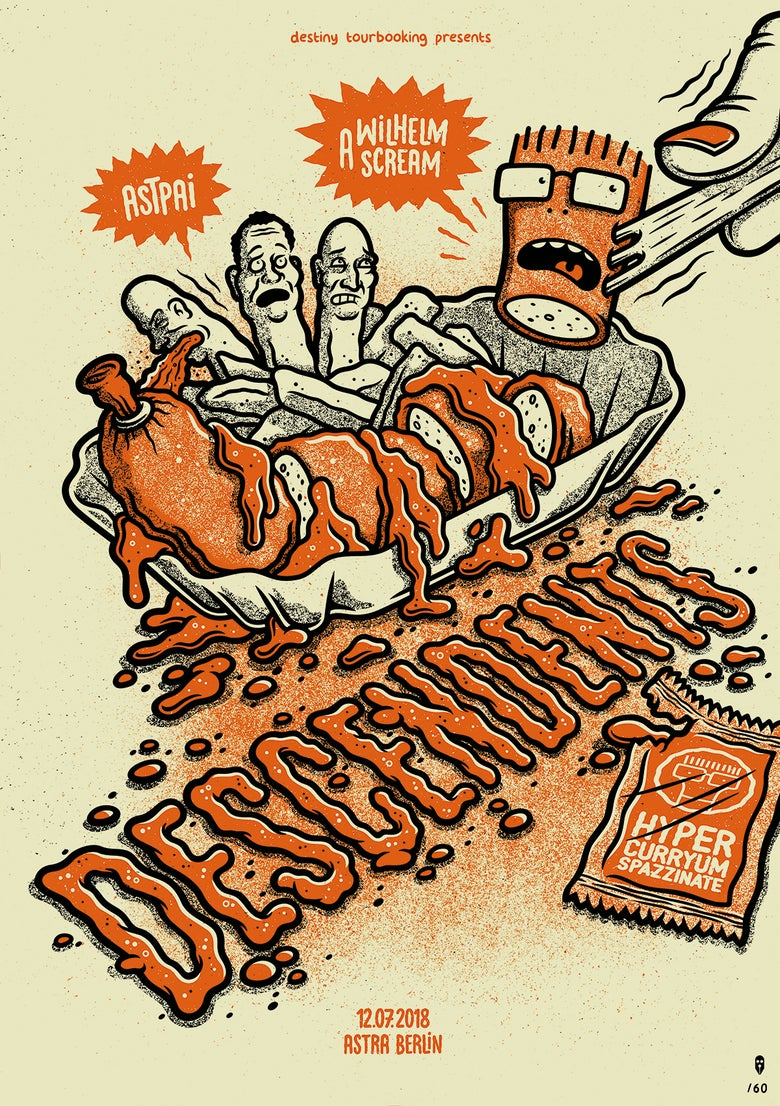 Image of DESCENDENTS GIGPOSTER