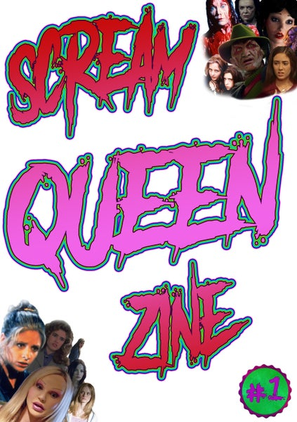 Image of Scream Queen Zine