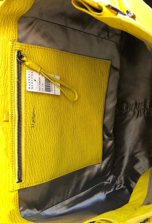 Image of PHILLIP LIM PASHLI YELLOW