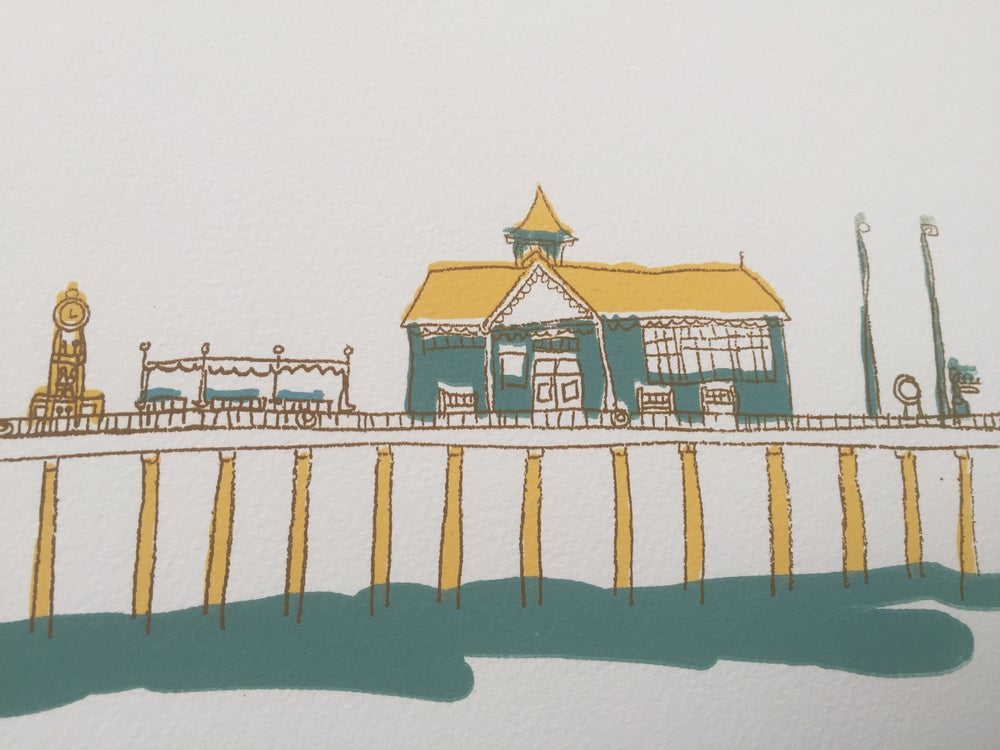Image of P is for Pier ( Southwold)