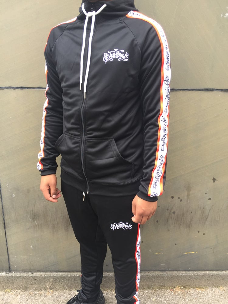 Image of New BlueCheese Limited Tracksuit Slimfit