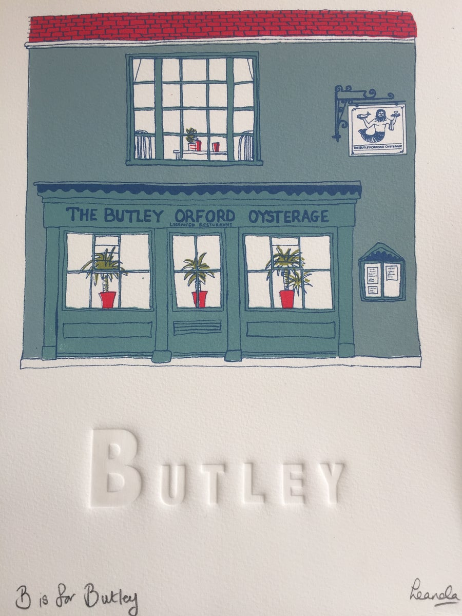 Image of  B is for Butley