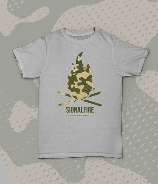Image of Signalfire 2.0 (Camo on Grey)