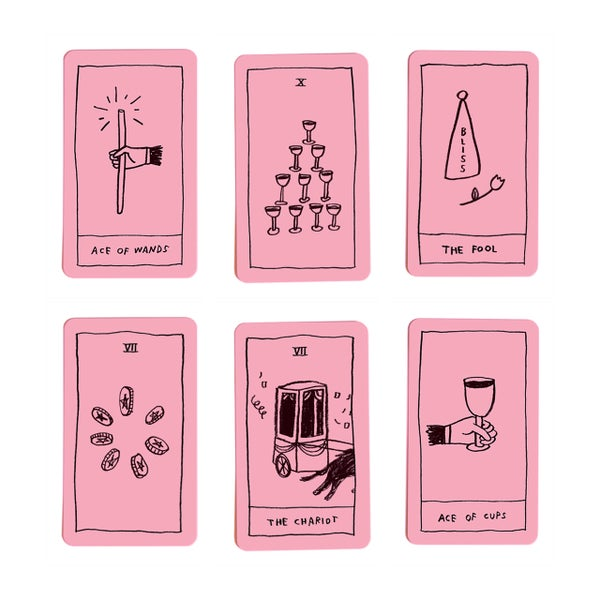 Image of OK Tarot: The Simple Deck for Everyone