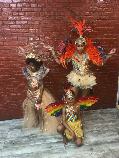 Image of The Lion King Junior Carnival 2018