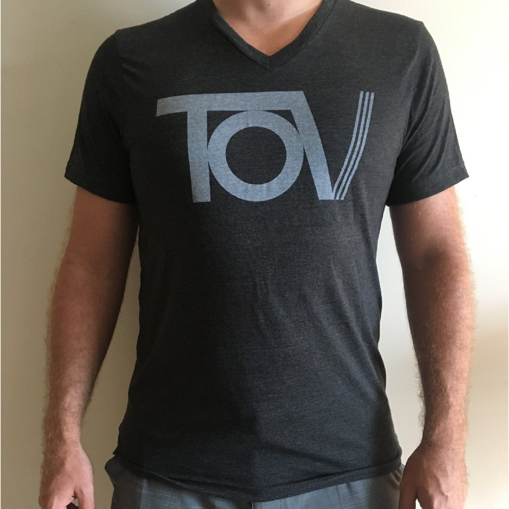 Image of Men's V-Neck Tee