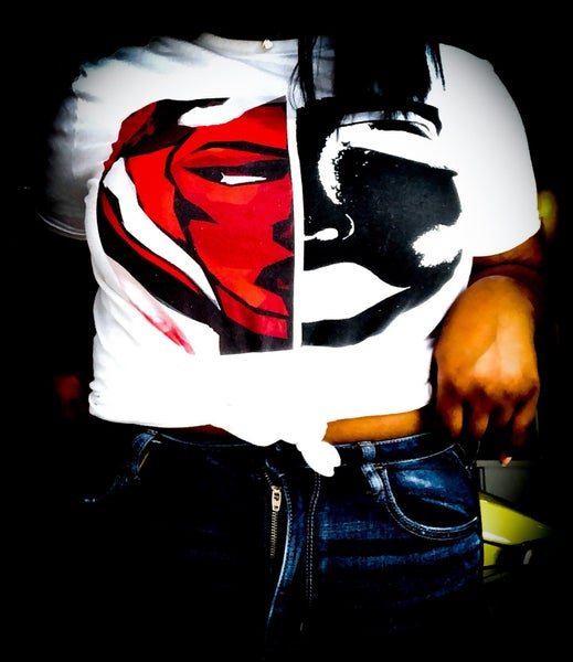 Image of Two Faced Tee
