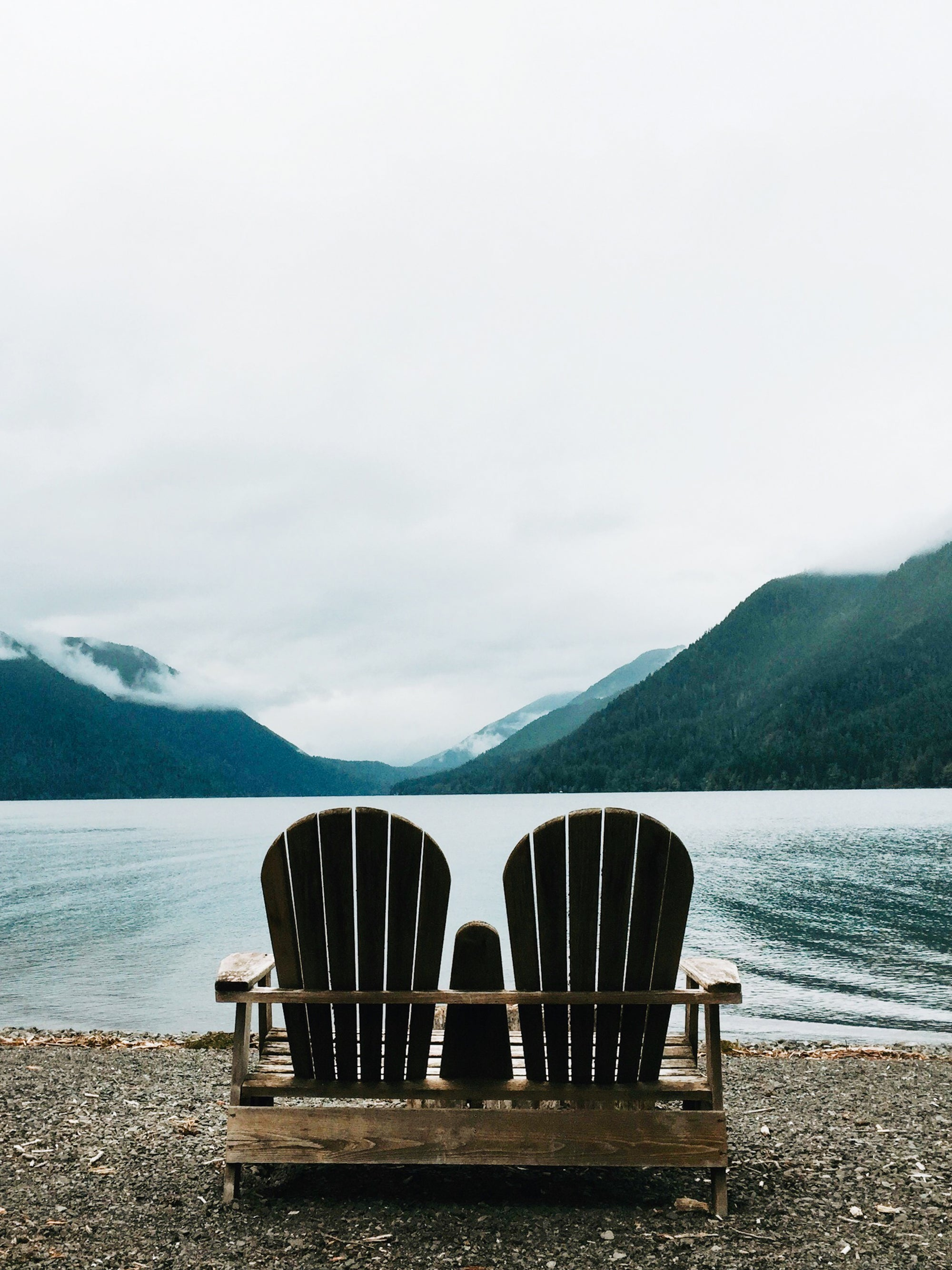 Image of LAKE CRESCENT SIT-A-SPELL