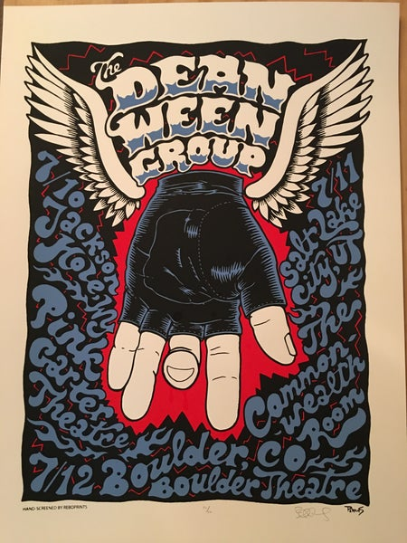 Image of Dean Ween Group 2018