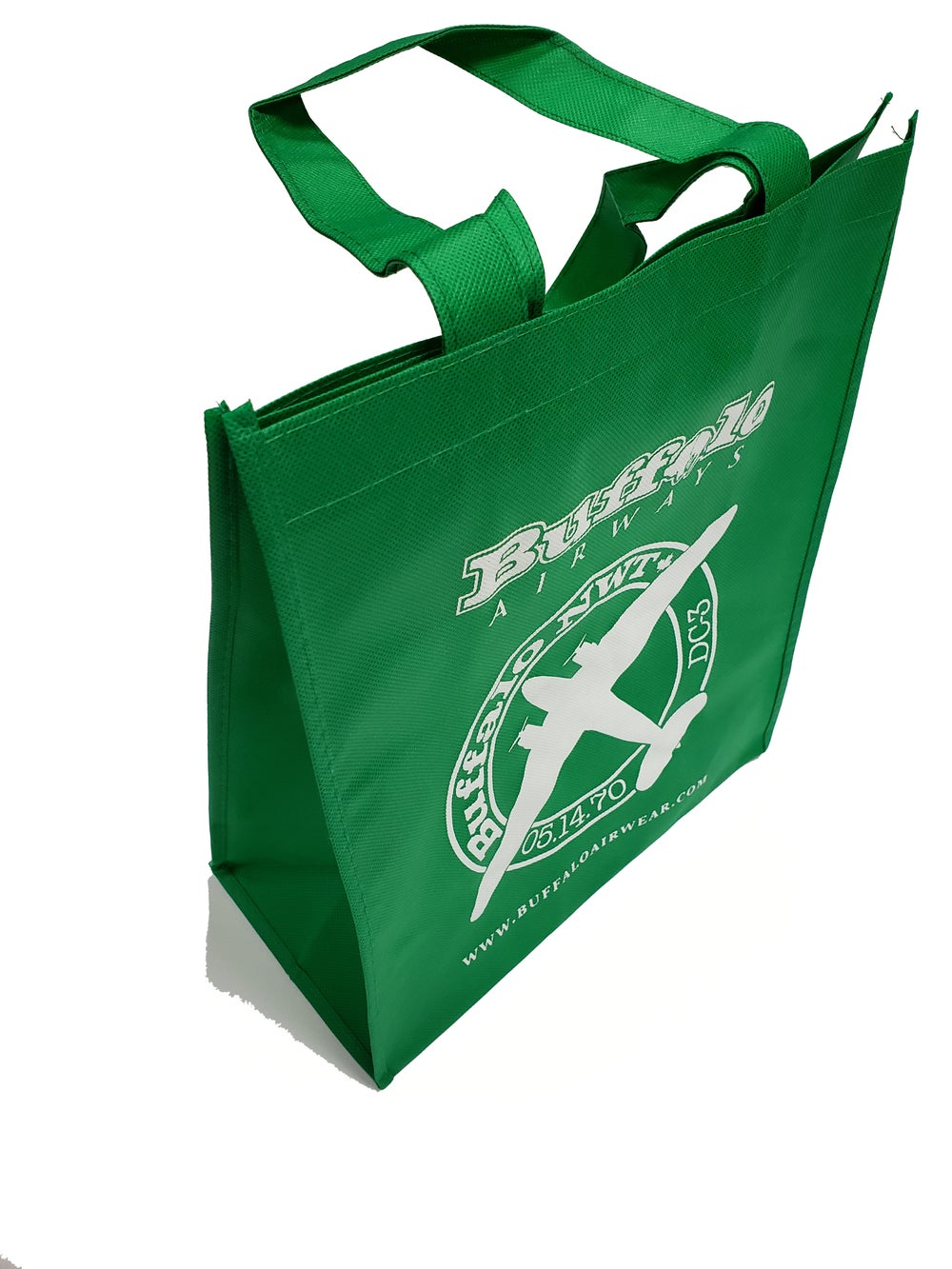 Image of Buffalo Branded Recycled Bag