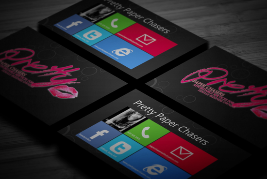 Image of Custom Business Cards