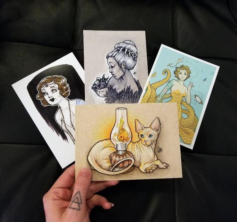 Image of Postcard Pack 2