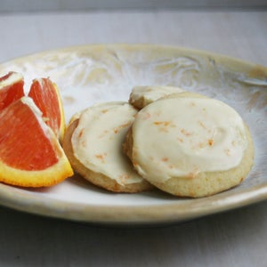 Image of Frosted Orange Wafers