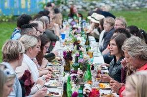 Image of Annual Farm to Table Dinner 2018