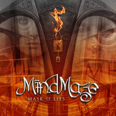 Image of Mask of Lies 2018 Expanded Edition (OFFICIAL RELEASE 8.31.18)
