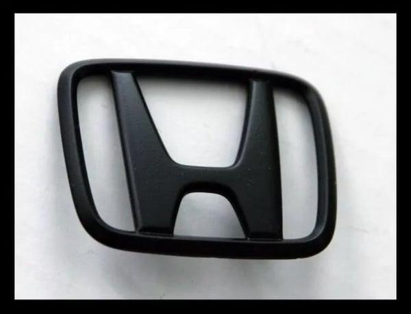 Image of Honda Pilot BLACKOUT Emblem(s) (2003-2018)
