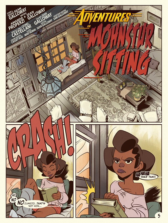 Image of Comic'Zine 2 feat Mohnstur Watch