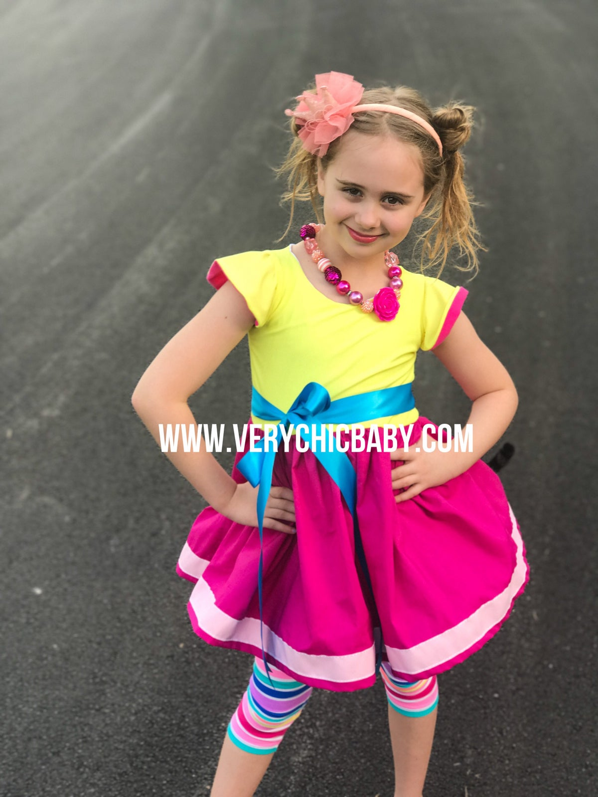 Image of Fancy Nancy Dress