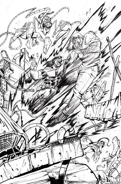 Image of Weapon X #20 Pg.20