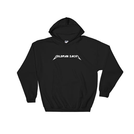 Image of goldmetallica hoodie