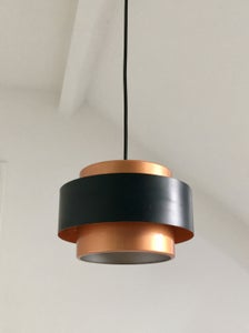 Image of Juno Pendant Light by Jo Hammerborg for Fog & Mørup, Denmark, 1960s