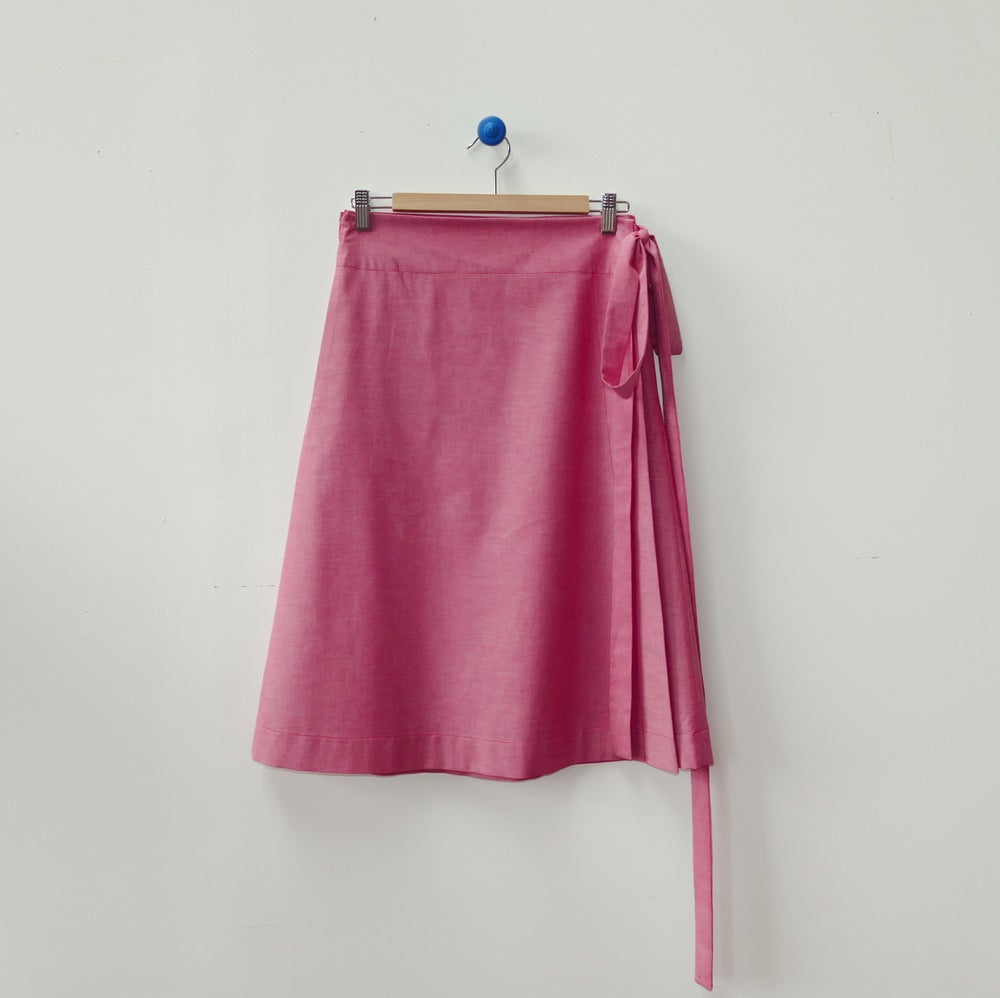 Image of Summer Wrap Skirt