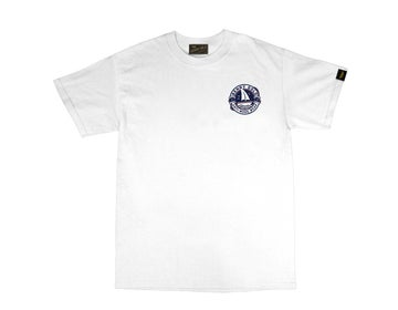 Image of BENNY GOLD - SAIL TEE (WHITE)