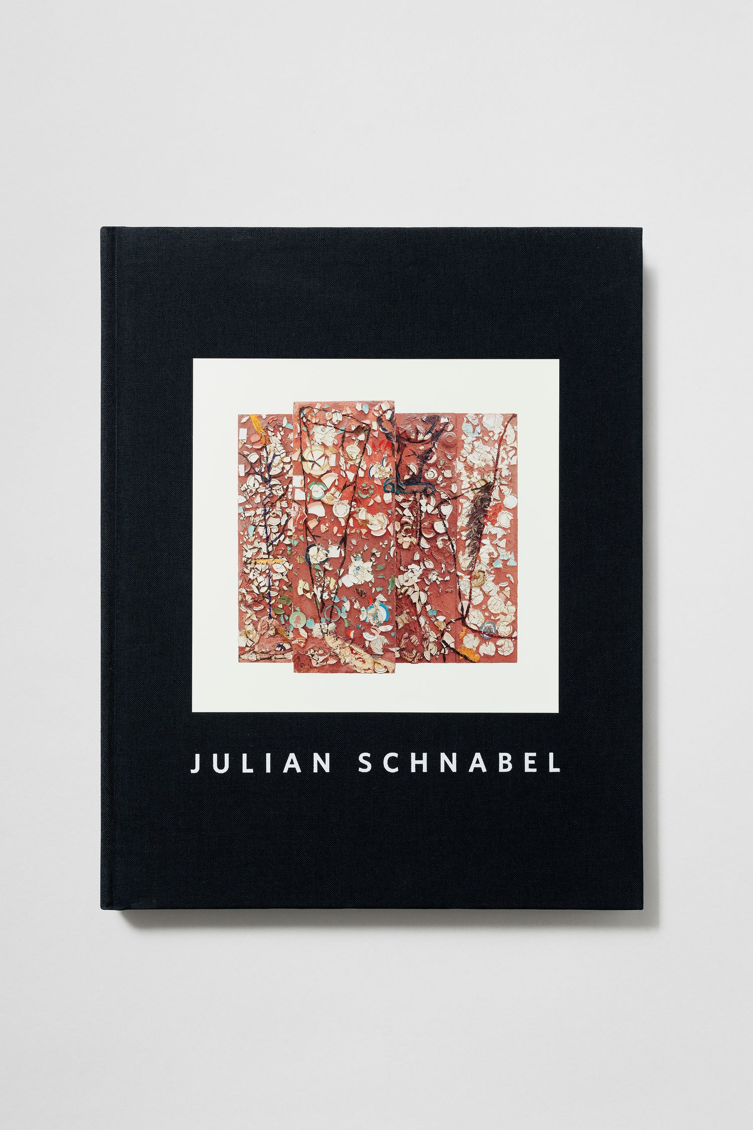 Image of Julian Schnabel - Plate Paintings 1978-1989
