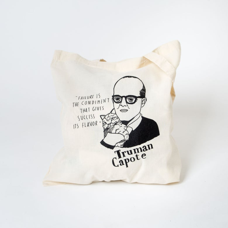 Image of CAPOTES TOTEBAG