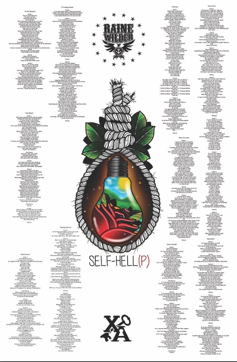 Image of Lyrics Poster