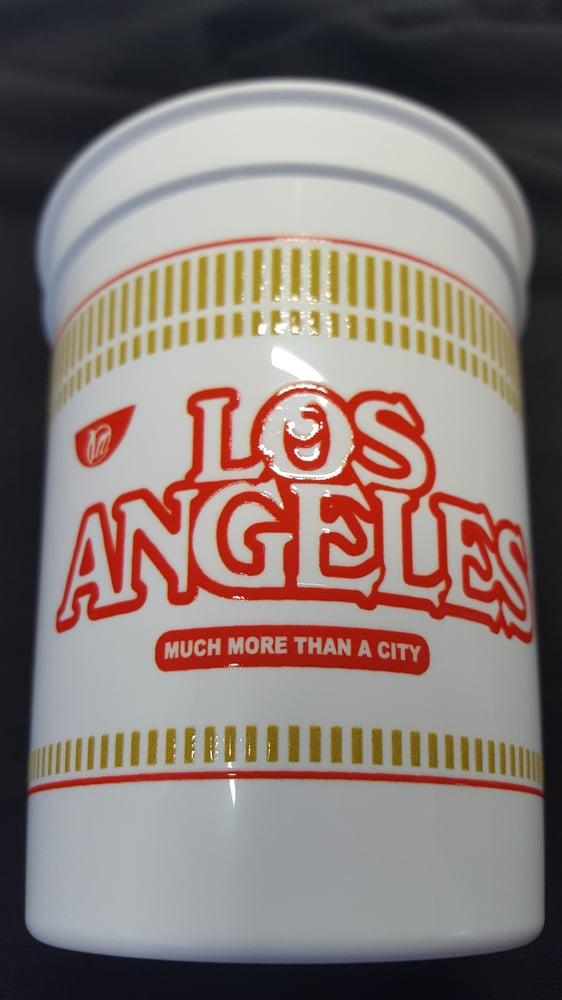 """Image of @LA x Cup Noodles """"set of 4 """""""