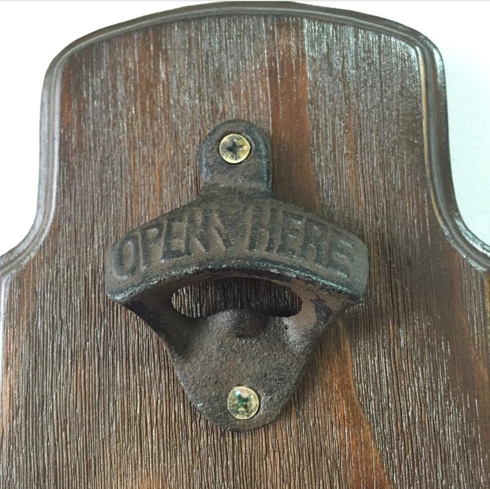Image of The OG - Rustic Bottle Opener