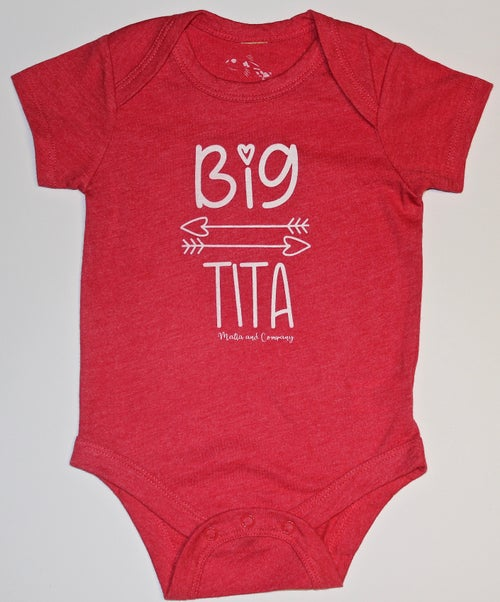 Image of Big Tita Collection - Red