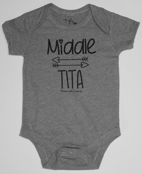 Image of Middle Tita Collection - Grey